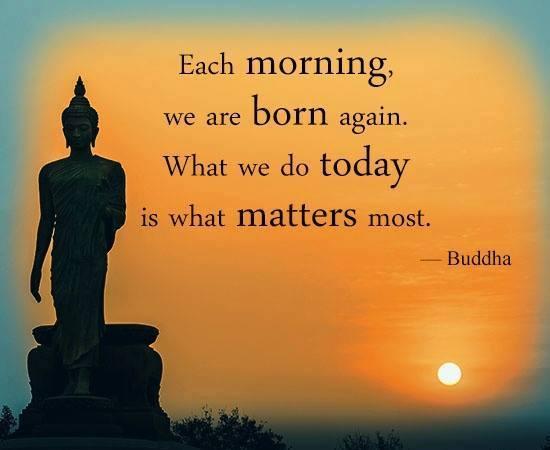 Each_morning_Buddha
